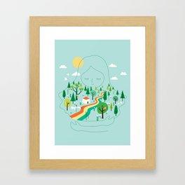 Mother Framed Art Print