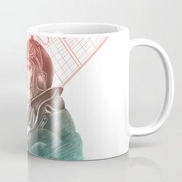Amelia Earhart Courageous Adventurer Coffee Mug