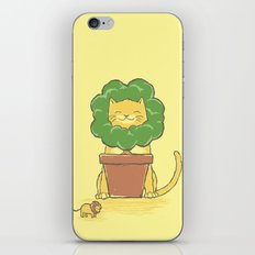 To Be King! iPhone & iPod Skin