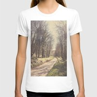 road T-shirts featuring Road ∆ by Visceral Angst