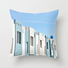Façade Throw Pillow