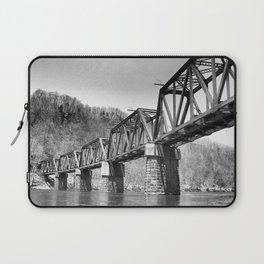 Railroad Trestle Laptop Sleeve