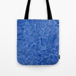 Beautiful Vibrant Light Blue Plaster #society6 #bluedecor #blue Tote Bag