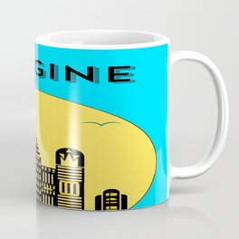 The Imaginary City Coffee Mug
