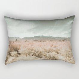 death valley Rectangular Pillow
