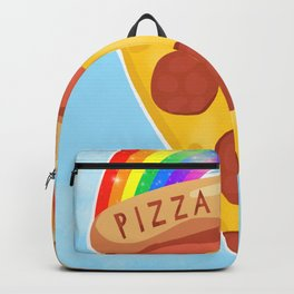 Pizza Is Magic Backpack