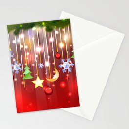 Holiday Christmas Christmas Ornaments Stationery Cards
