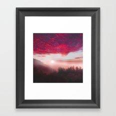 Pastel vibes 28 Framed Art Print
