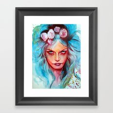 Only the Wicked Framed Art Print