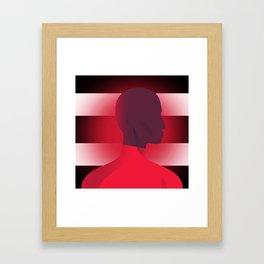 Crisis Framed Art Print