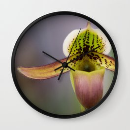 Spotted Lady Wall Clock