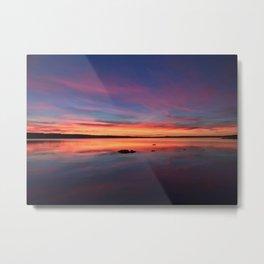 Beatutiful Sunset Metal Print