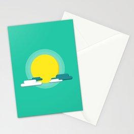 Flat Sunshine Stationery Cards