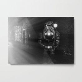 Urban Dweller Metal Print