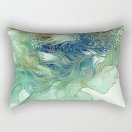 Comb Rectangular Pillow
