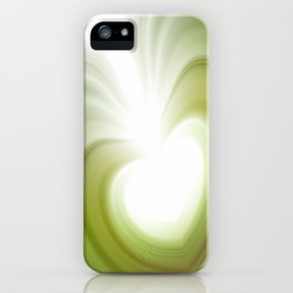Hoffnung iPhone Case