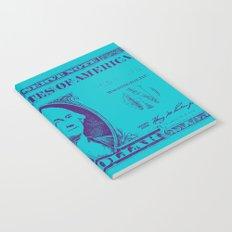 BLUE MONEY Notebook