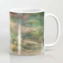 Head in the Clouds by Debbie Porter - Designs of an Eclectique Heart Coffee Mug