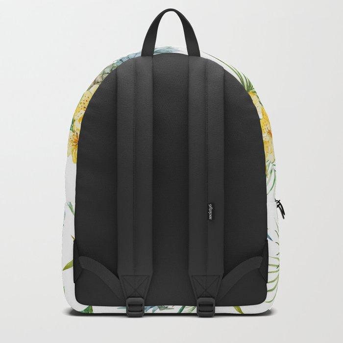 Pineapple Pattern 02 Backpack