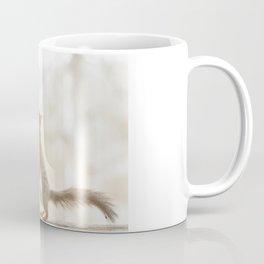 squirrels keeping distance Coffee Mug