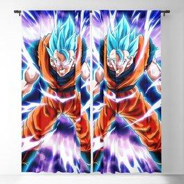 Gohan Dragon Ball Blackout Curtain