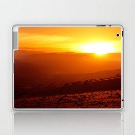 Golden African Morning Laptop & iPad Skin