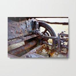 Workhorse Metal Print