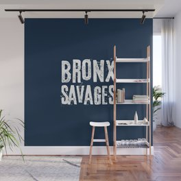 Bronx savages Wall Mural