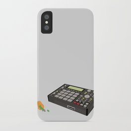 Deep Space 9mm iPhone Case