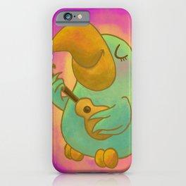 Uke Bird Harmony! iPhone Case