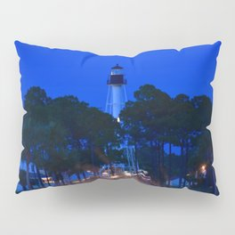 Port St. Joe Marina view 7 Pillow Sham
