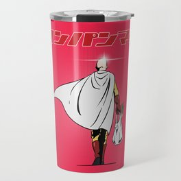 One Punch Man Grocery Travel Mug