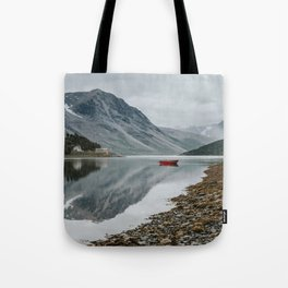Norway I - Landscape and Nature Photography Tote Bag