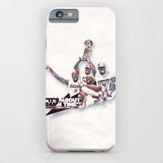 Lebron//NBA Champion 2012 iPhone 6s Slim Case