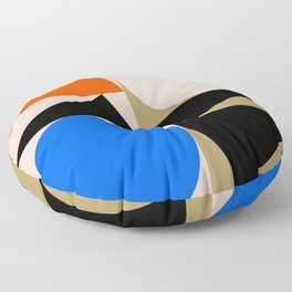 Abstract Art II Floor Pillow