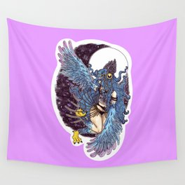 Harpy Wall Tapestry