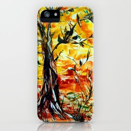 SpringAwakening iPhone Case