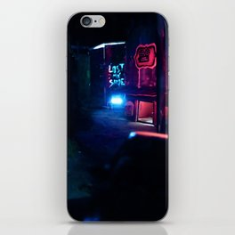 Lost My Shoe : Official Miniature Photography iPhone Skin