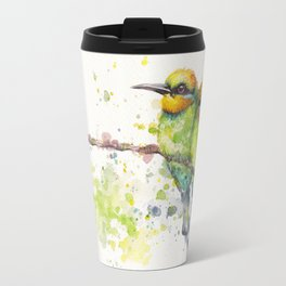Family (Rainbow Bee Eaters) Travel Mug