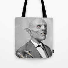 EATEN UP BY NOTHING Tote Bag