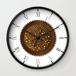Chocolate Box Sprinkles Wall Clock