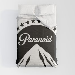 Paranoid Pictures, Banksy Cine Parody For Movie Freaks, Artwork For Women, Men, Kids, Tshirts, Print Comforters