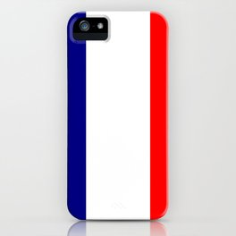 flag of france 4 iPhone Case