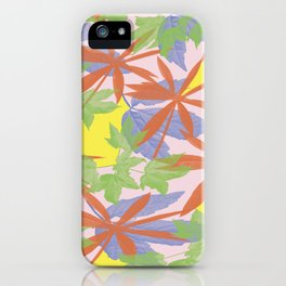 Flowers HY iPhone Case