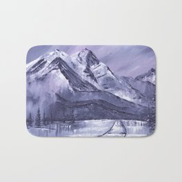 Off The Beaten Track Bath Mat