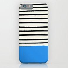 Ocean x Stripes Slim Case iPhone 6