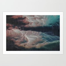 Word of Dream Art Print