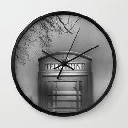 Call waiting Wall Clock