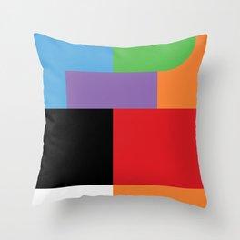 Frustration Throw Pillow