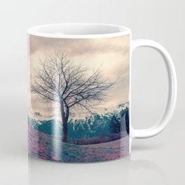Japanese Mountains Coffee Mug